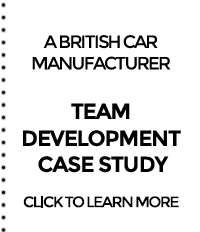 A British Car Manufacturer - Team Development Case Study