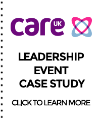 Care UK - Leadership Event Case Study